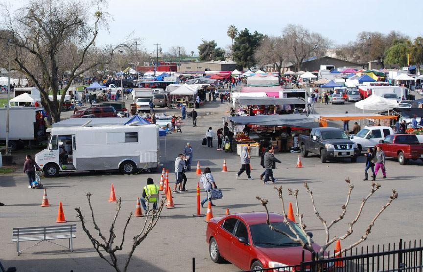 Open Air Market