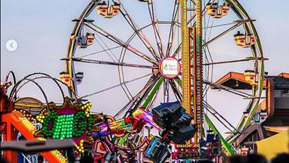 County Fair Sacramento 2020.San Joaquin County Fair