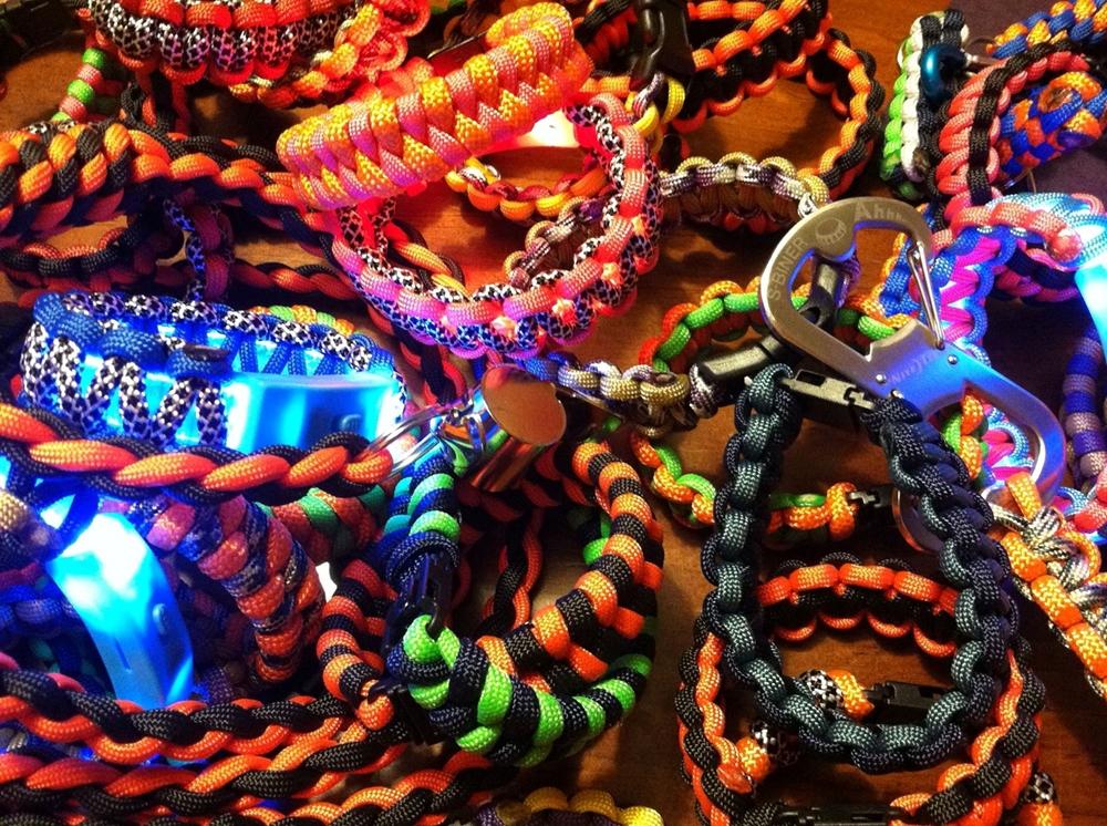 North Porch Paracord Bracelets