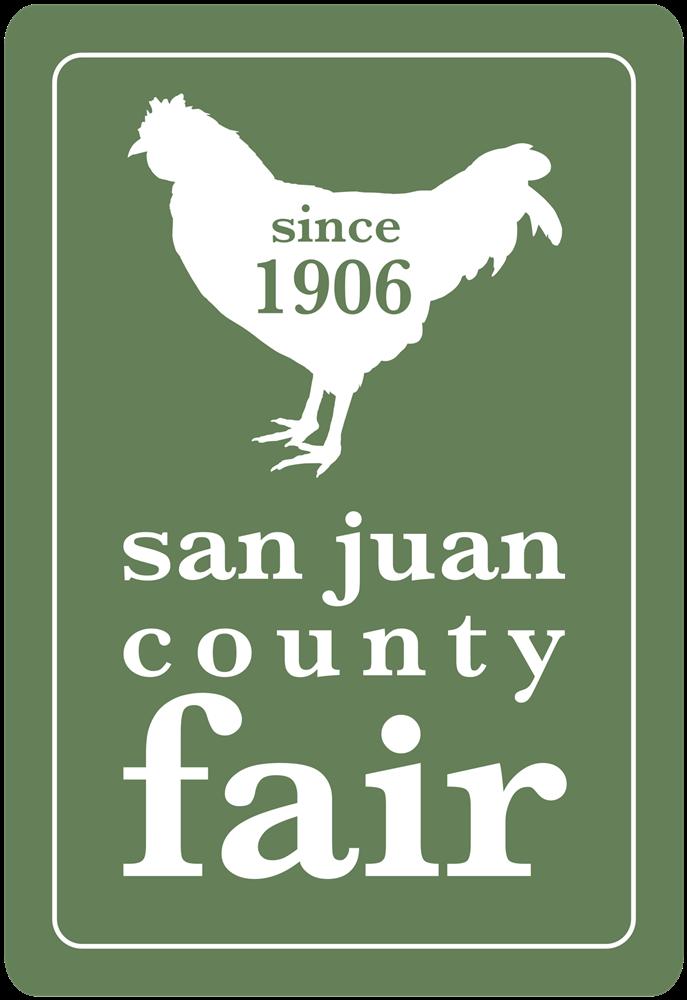 San Juan County Fair Logo