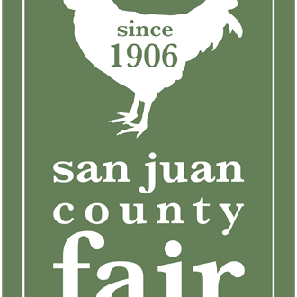 San Juan County Fair Logo