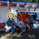 American Legion Auxiliary Booth