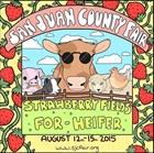 """""""Strawberry Fields For-heifer"""""""