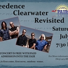 Creedence Clearwater Brings American Rock to SBCF