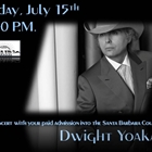 Dwight Yokam to add a Little Honky Tonk to SBCF