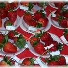 Strawberry Tasting