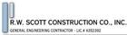 R.W. Scott Construction