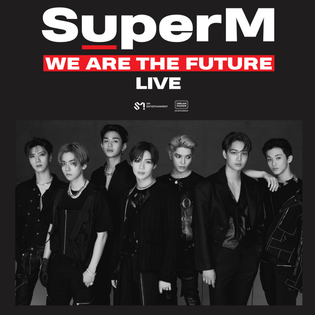 SuperM We Are The Future