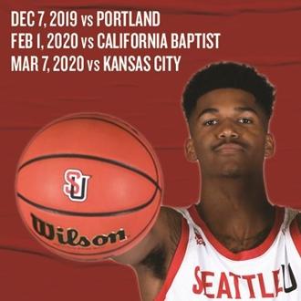 SeattleU Men's Basketball at accesso ShoWare Center