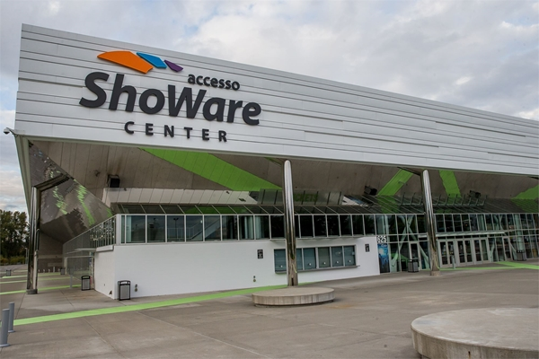 Exterior Image of accesso ShoWare Center