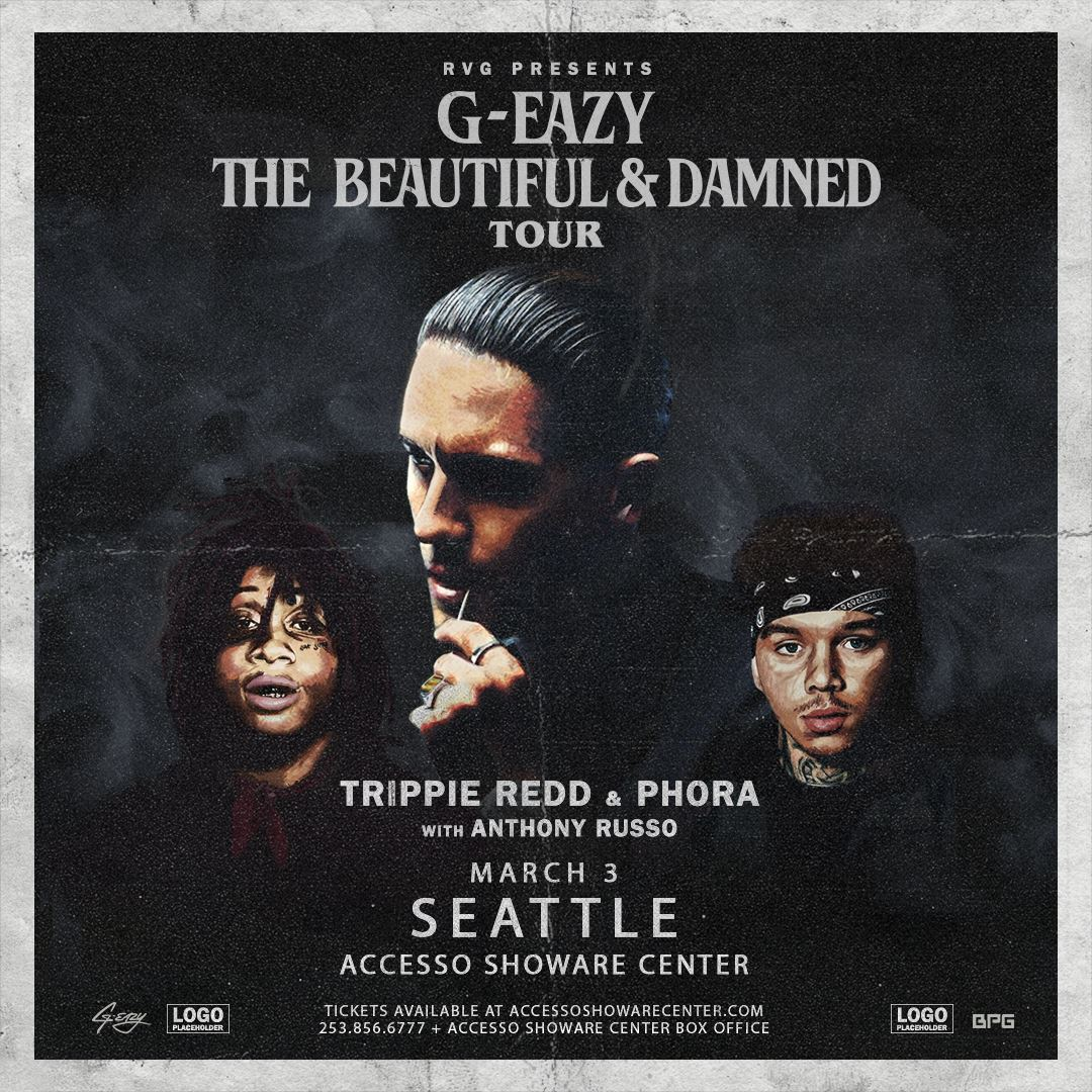 G eazy the beautiful damned tour kristyandbryce Images