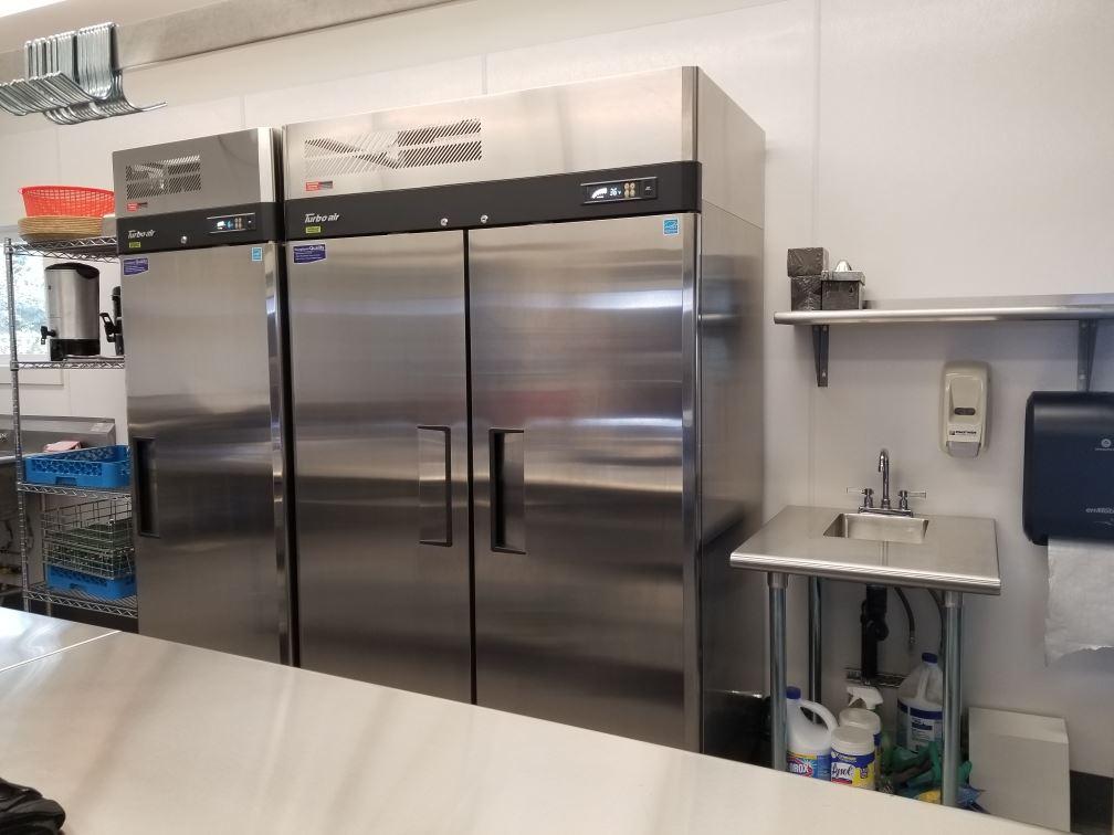 Kitchen Refrigeration