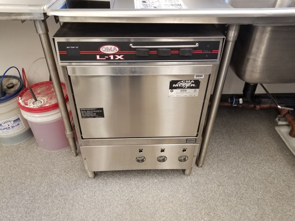 Kitchen Dish Washer