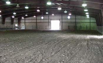 Equestrian Area
