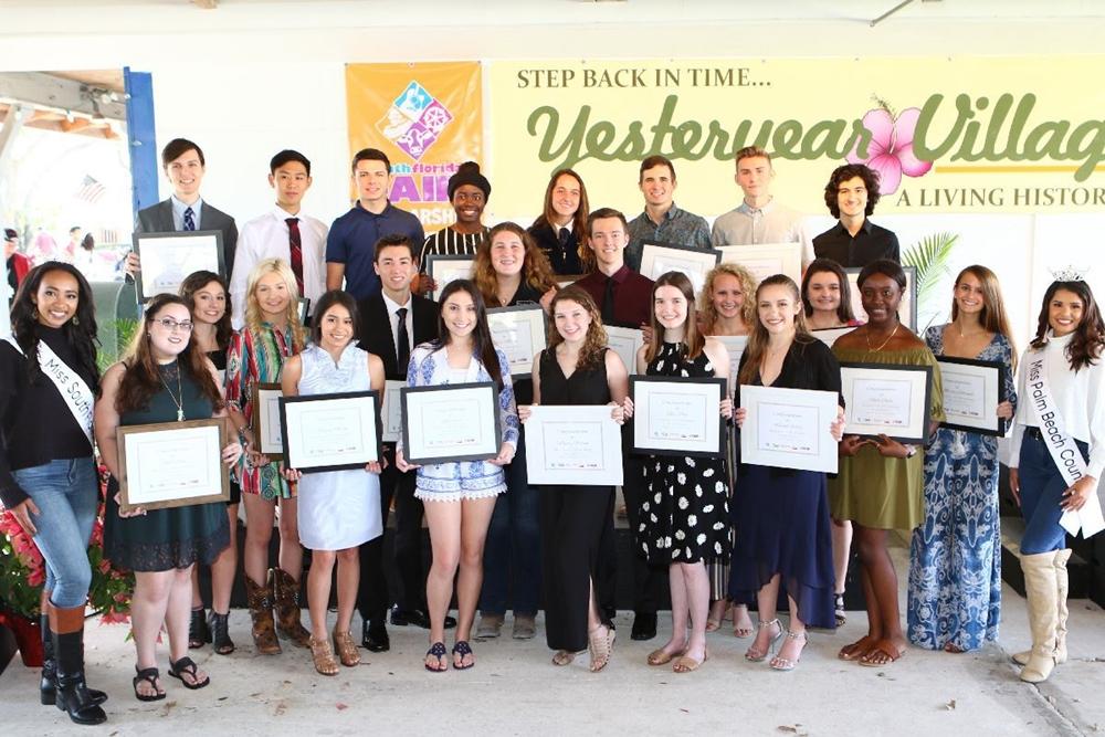 2019 Scholarship Recipients ohotoi