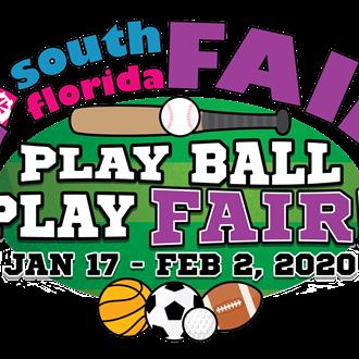 South Florida Fair 2020 Theme logo