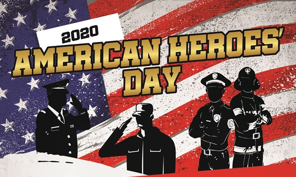 American Heroes Day at the Fair