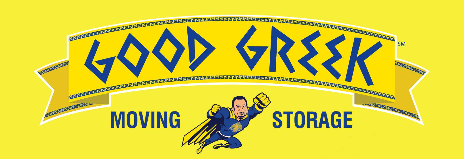 Good Greek Moving & Storage logo