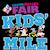 Kids Mile Logo