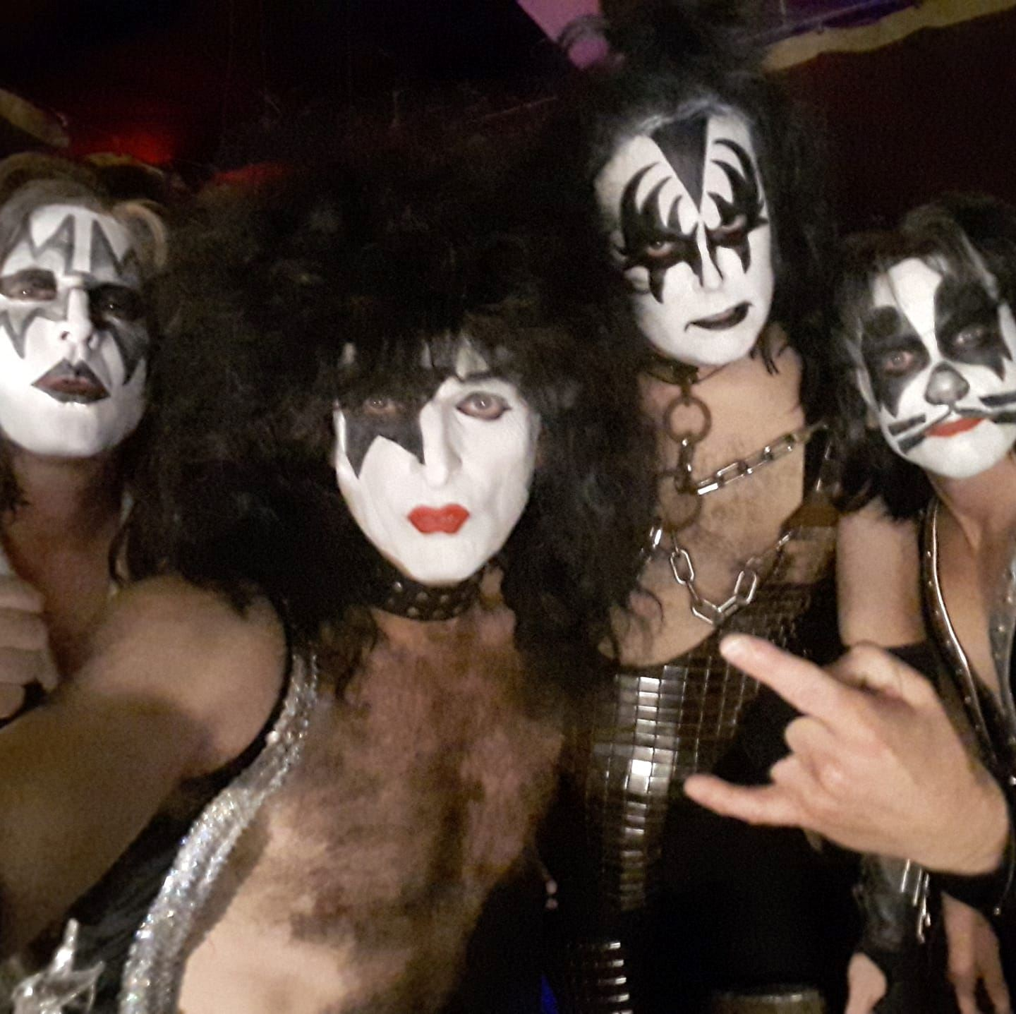 Kiss Alive Tribute Band photo