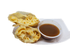Fun Time Foods- Poutine Mac and Cheese Roll