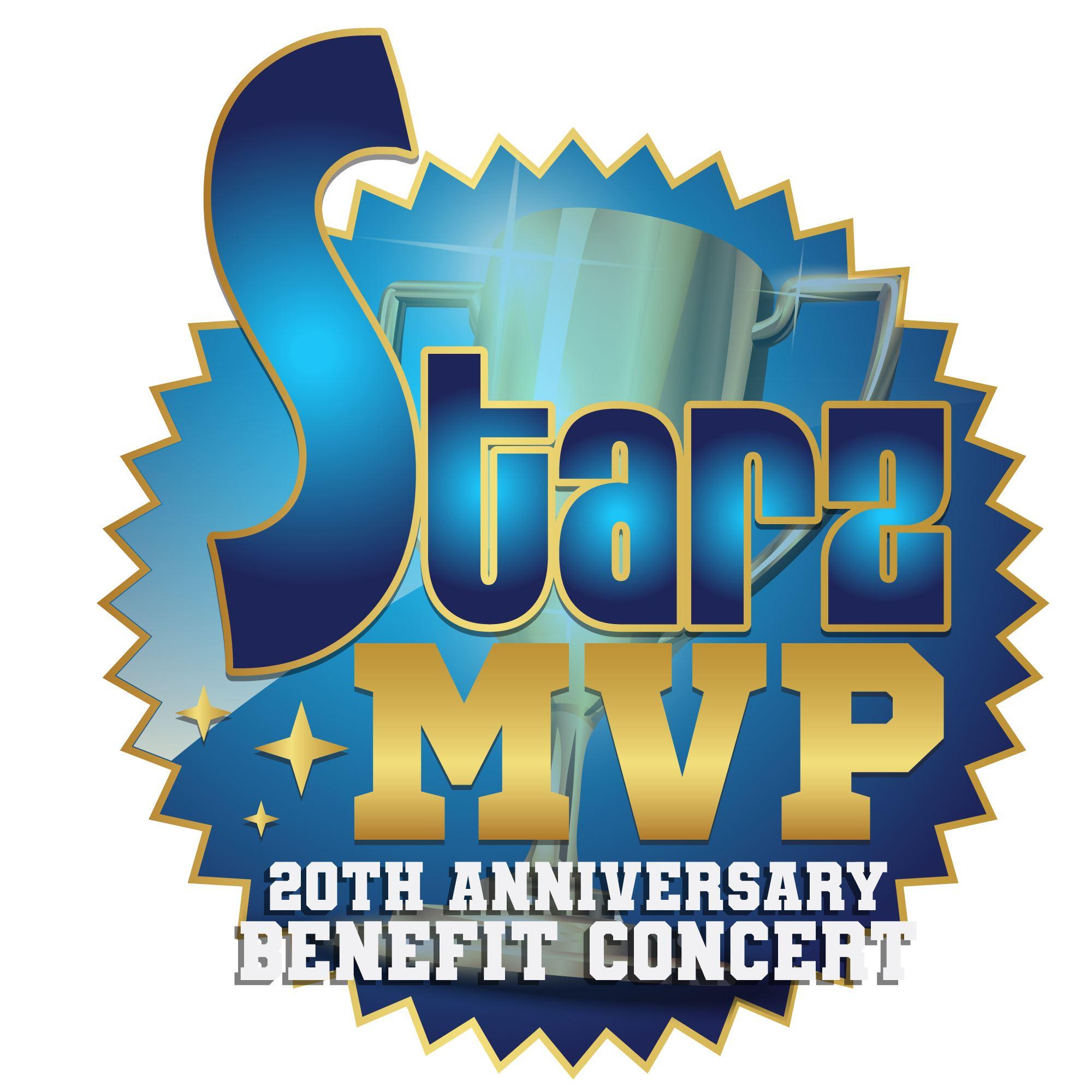 Starz MVP 20th Anniversary Benefit Concert