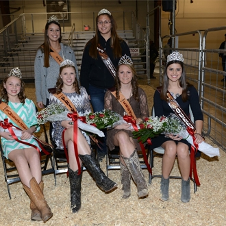 2016 FJAA Royalty Court