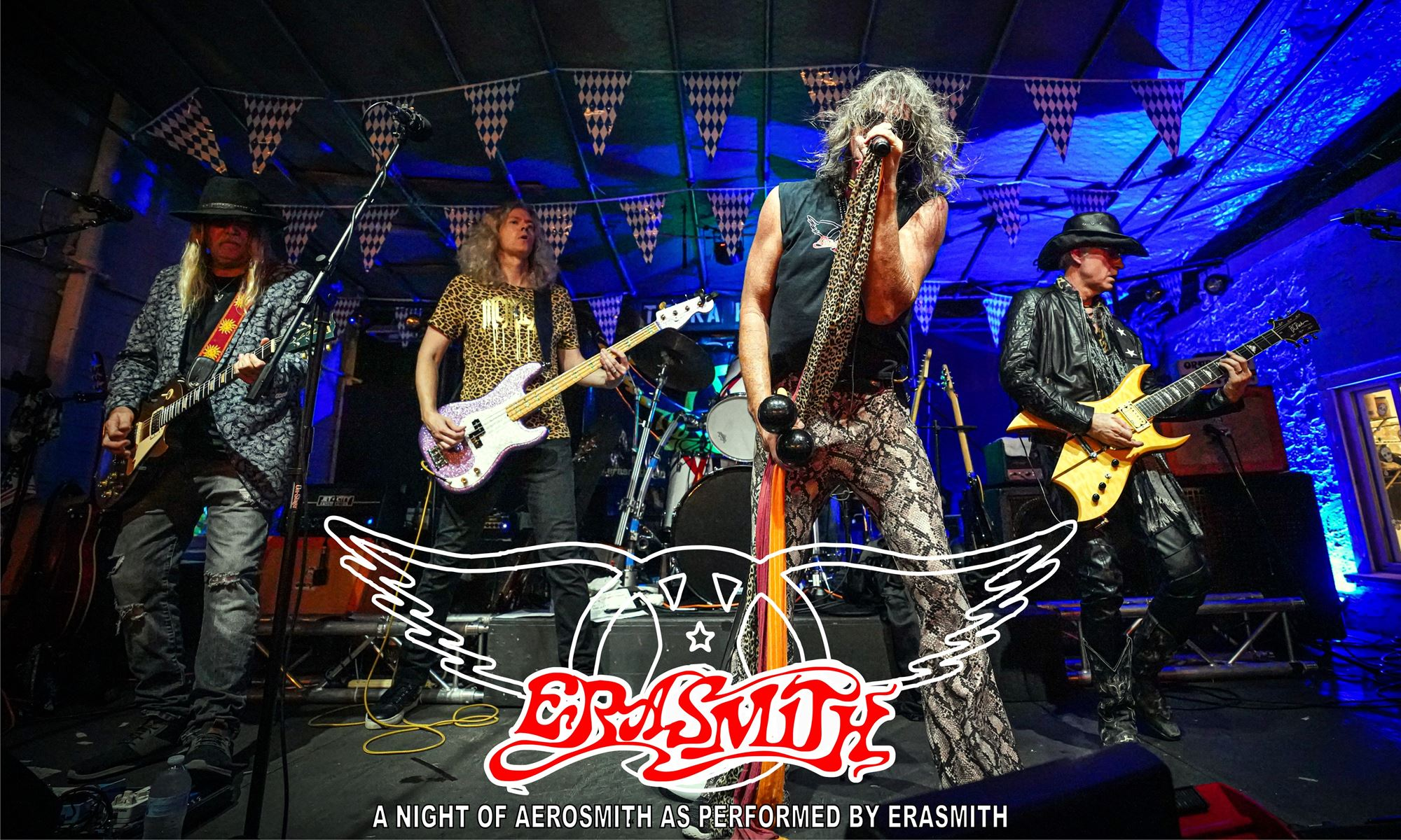 """Erasmith"" Aerosmith Tribute Band photo"