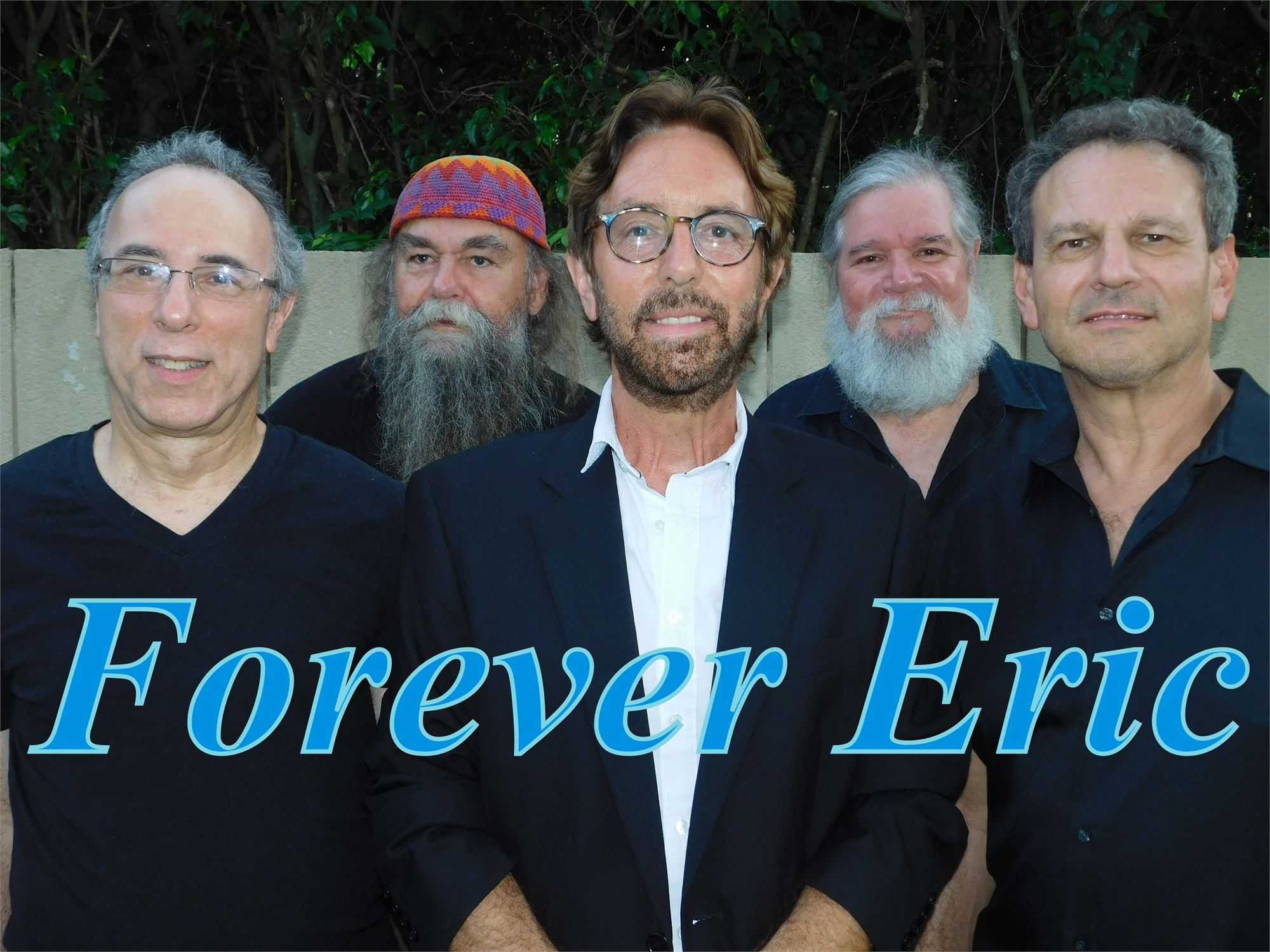 """Forever Eric"" Eric Clapton Tribute Band"