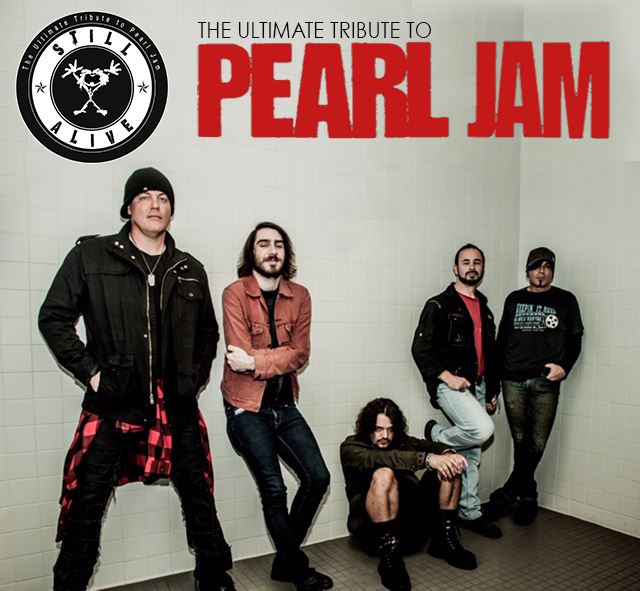 """Still Alive"" Pearl Jam Tribute Band"
