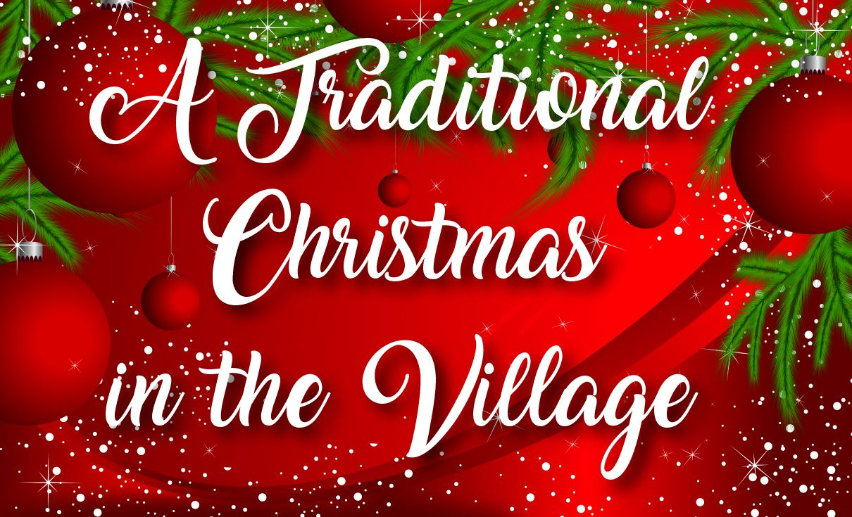 Traditional Christmas in the Village