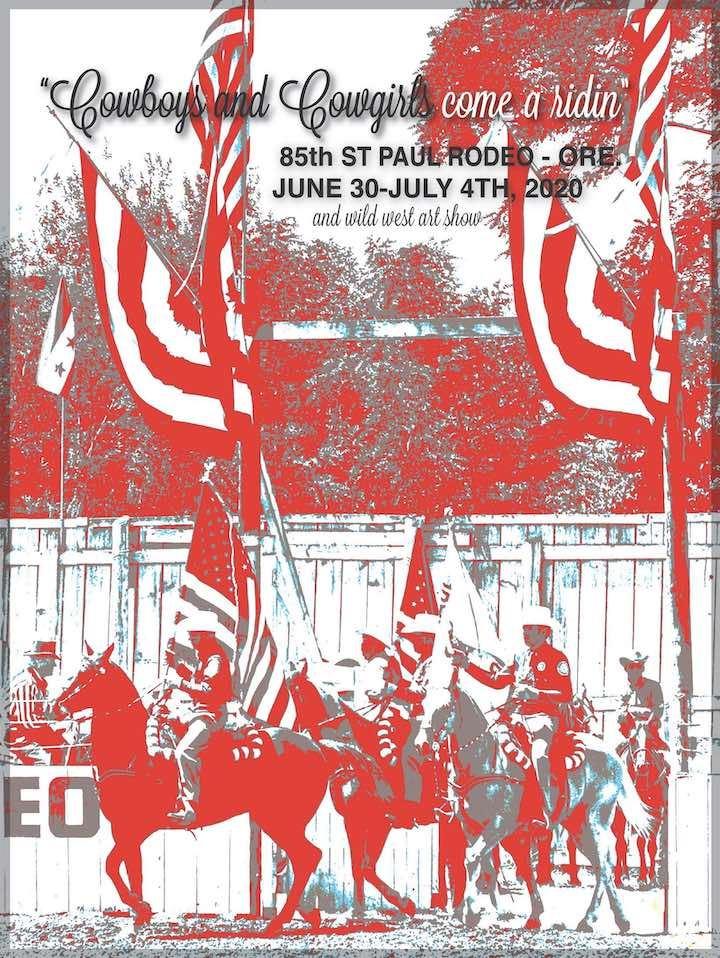 2021 St. Paul Rodeo