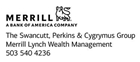 Swancutt, Perkins & Cygrymus Group-Merrill Lynch