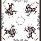 NEW Wild Rag  Bucking Horse