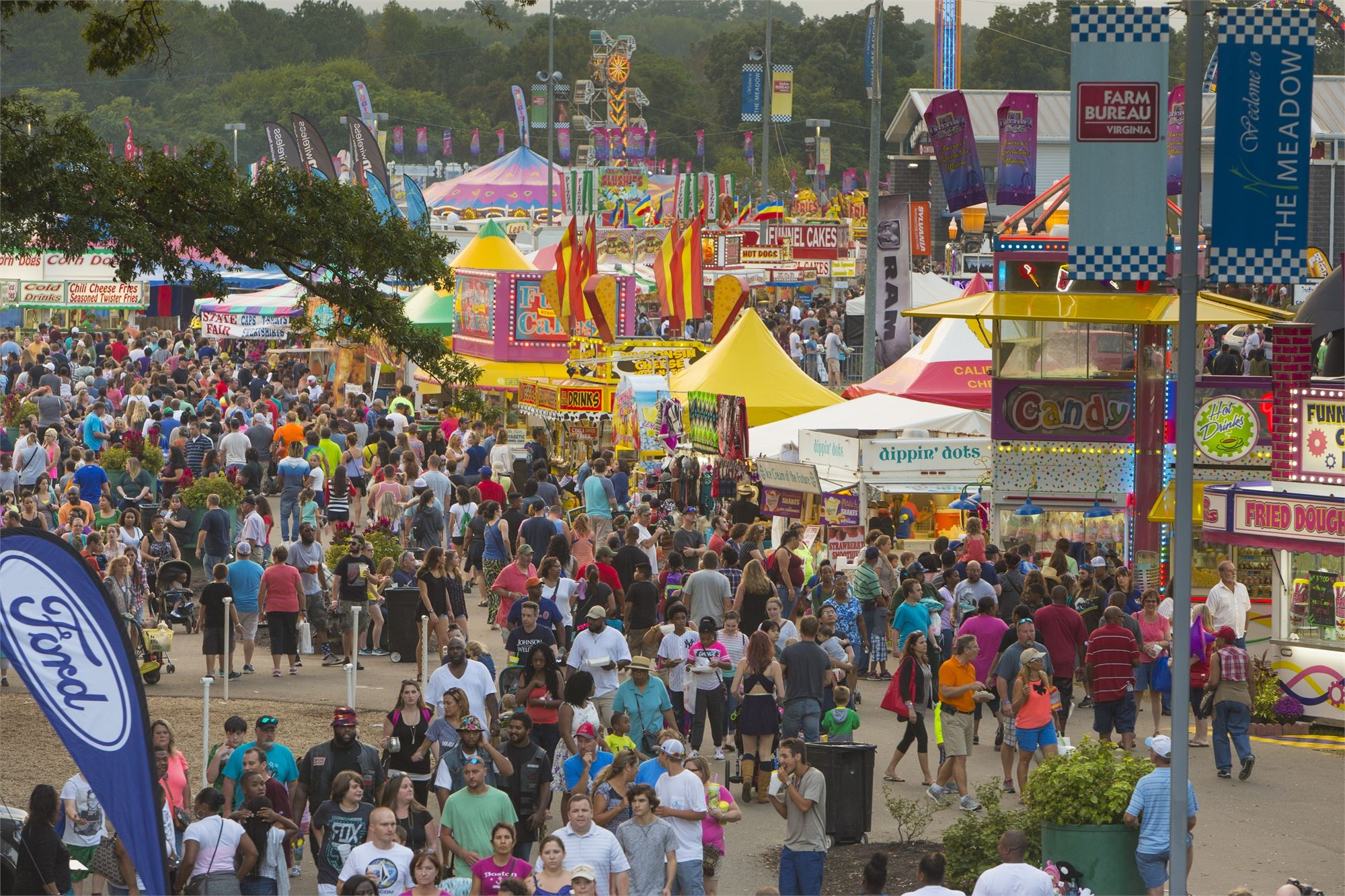 Virginia State Fair >> Group Sales