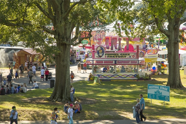 Virginia State Fair >> About