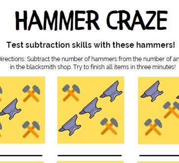 Hammer Craze