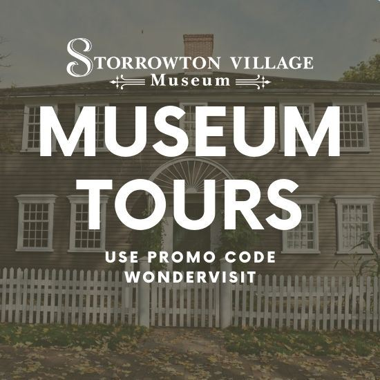 Museum Tours - Tuesdays to Saturdays at 11am or 1pm