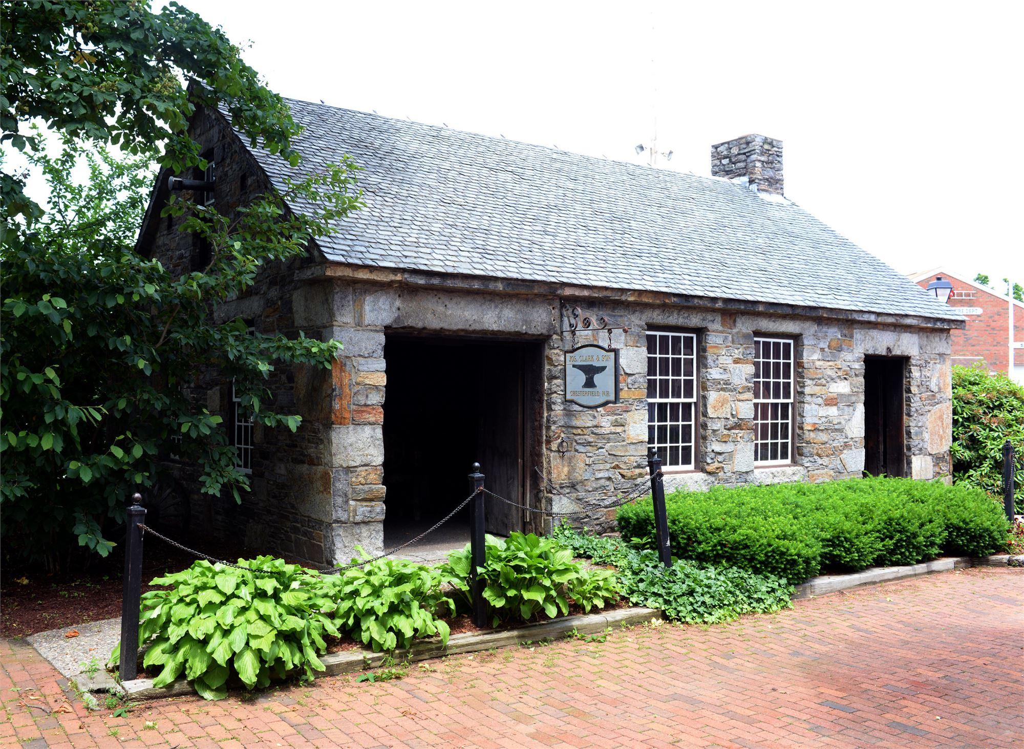 Clark Blacksmith Shop