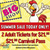 First Day of Summer Sale - 2 Adult Tickets