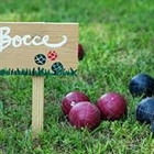 Bocci Bolli Tournament, Saturday at 4:00 pm on the Midway Grass Area