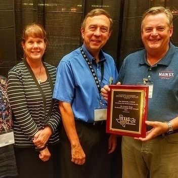 2016 Carson Watt Professional of the Year