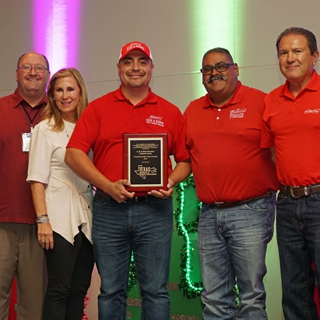 2018 Vendor of the Year