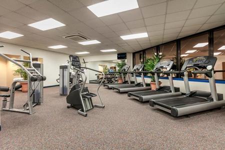 Wyndham San Antonio Riverwalk - Fitness Room