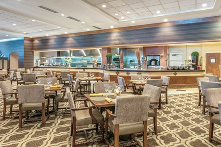 Wyndham San Antonio Riverwalk - Dining Area