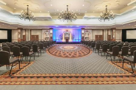 Wyndham San Antonio Riverwalk - Banquet Room