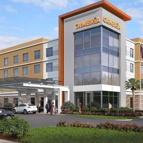 Cambria hotel & suites,<br>McAllen Convention Center