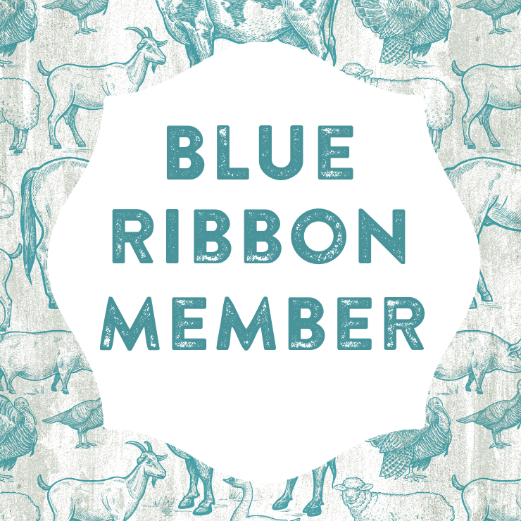 Blue Ribbon Member