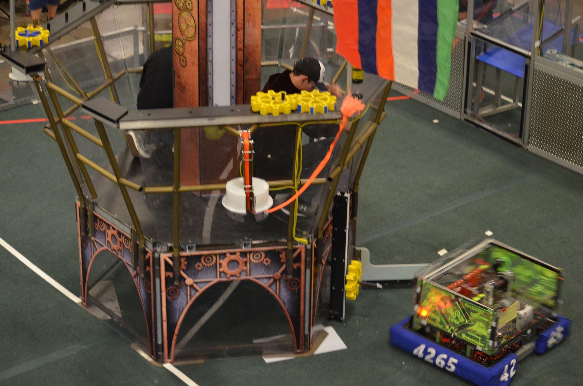 Robo-Rodeo Robotics Competition