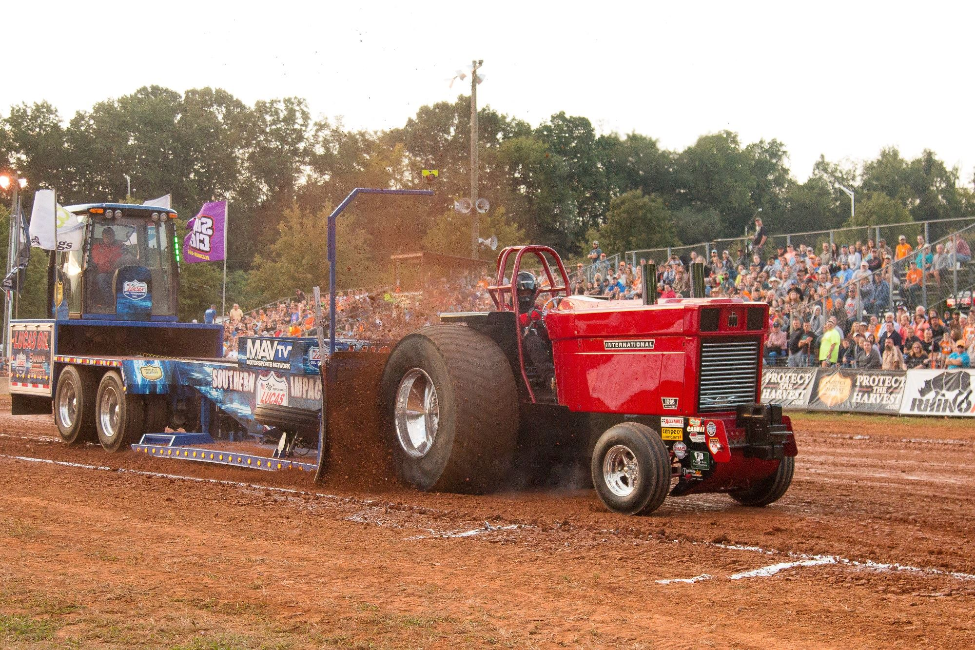 Lucas Oil Pro Pulling League Champions Tour Tractor/Truck Pull
